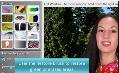 airbrush video screenshot